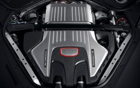 Panamera GTS er en Porsche med all inclusive