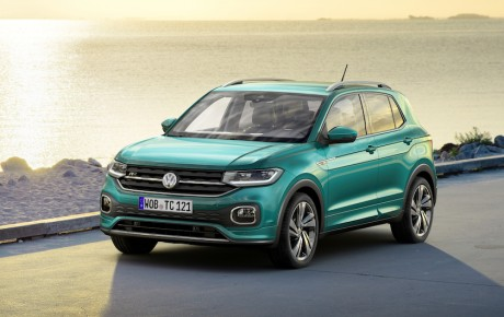 T-Cross – en ny konge blandt mini-SUV'er?