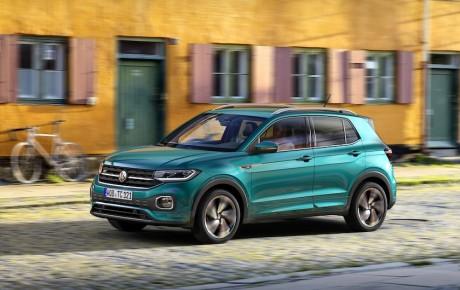 VW har nu priser på alle udgaver af T-Cross