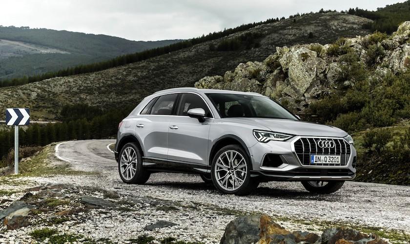 Audi Q3 Er Landet Se Alle Priserne Blog Om Biler