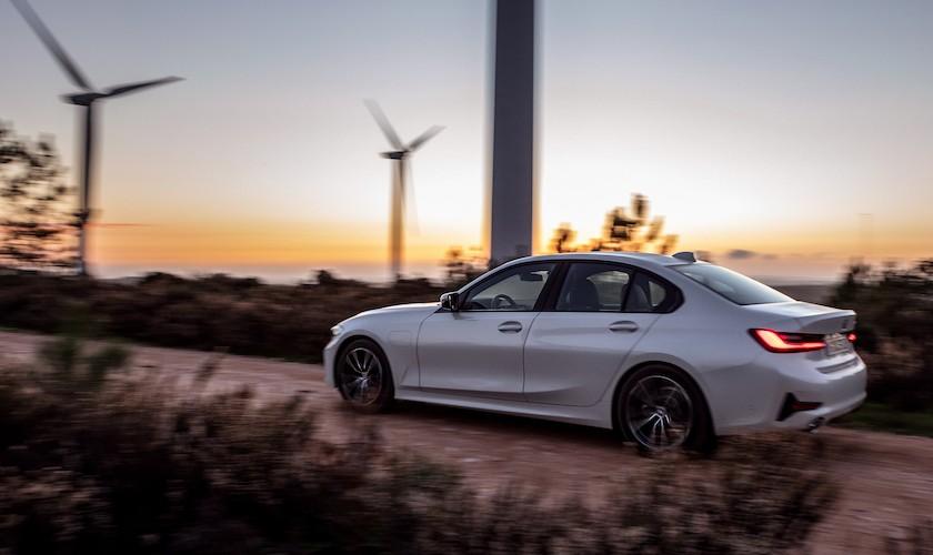 Ny BMW 330e - op til 293 hk, 60 km på strøm