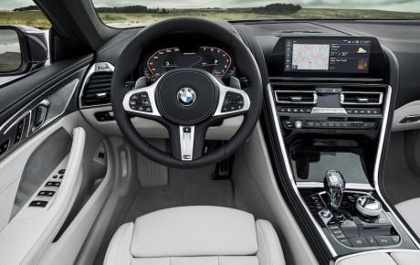 BMW skaber en åben skønhed - ny 8-serie Cabriolet