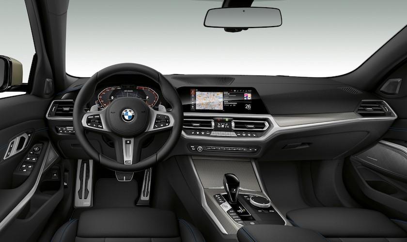 Den nye BMW M340i når op på 374 hk