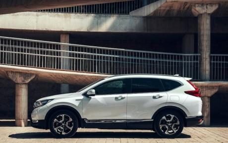 Ny Honda CR-V Hybrid starter 100.000 kr. over den almindelige CR-V