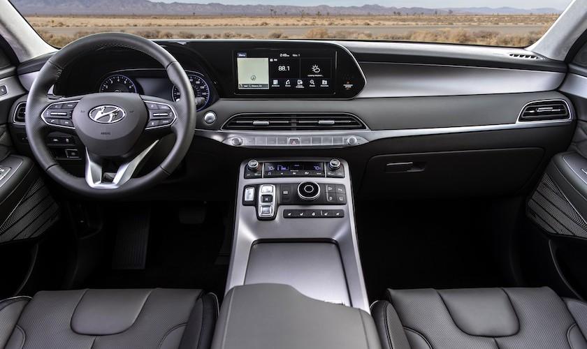 Palisade er den første store SUV fra Hyundai