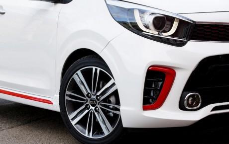 Mikrobil med overskud - Kia Picanto med turbo og 100 hk endelig på vej til Danmark