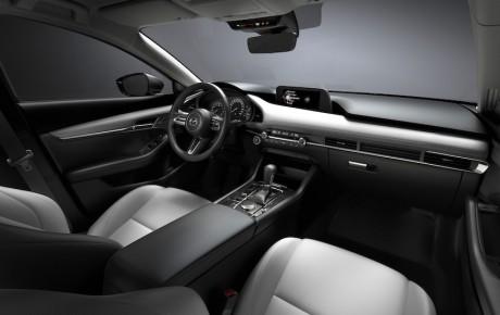 Premiere på ny Mazda 3 og Skyactiv-X
