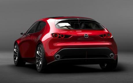 Ny Mazda 3 vises den 28. november