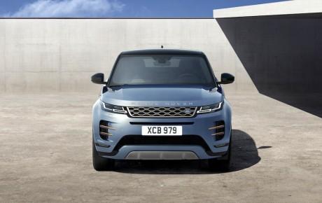 Ny Range Rover Evoque - forfinet design, proppet med teknologi