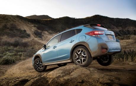 XV Hybrid - den første plug-in-hybrid fra Subaru
