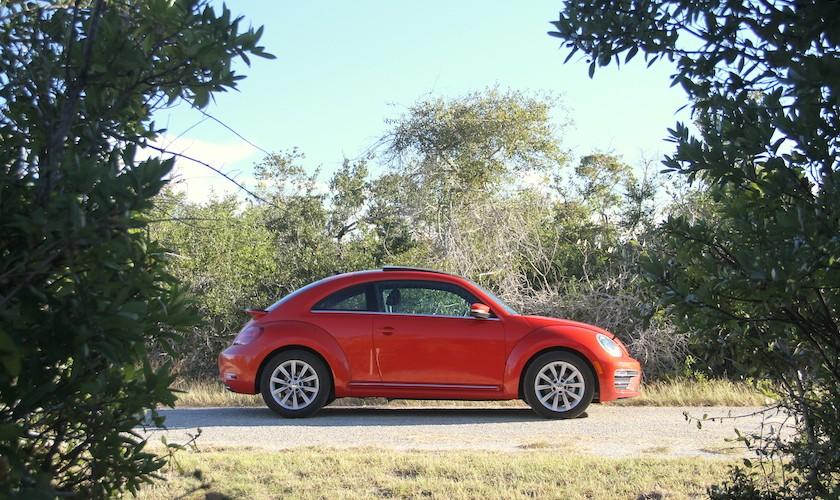 Bye-bye, Beetle