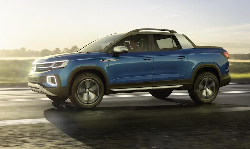 Tarok er Volkswagens nye pickup