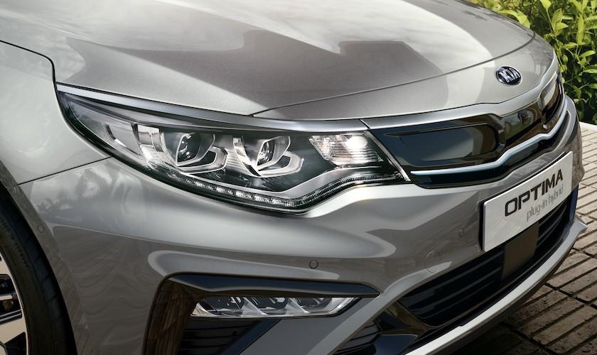 Facelift og prisfald - Kia Optima PHEV fra 329.999 kr.