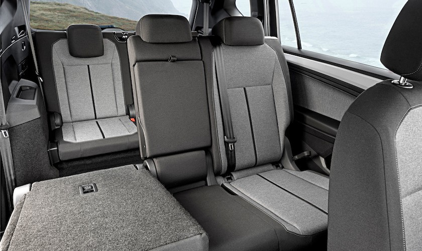 Den nye Seat Tarraco - priser fra 379.990 kr.