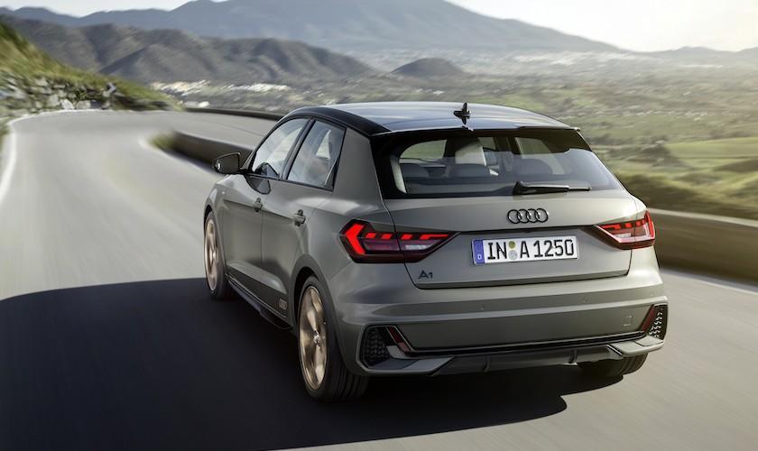 Den nye Audi A1 Sportback fra 249.990 kr.