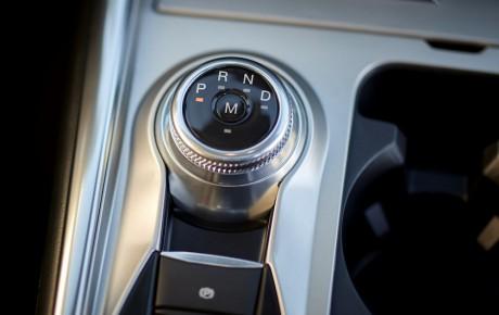 Næste stop Europa: den nye Ford Explorer med baghjulstræk