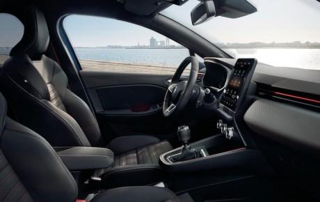 Ny Renault Clio kommer med klassens største skærm
