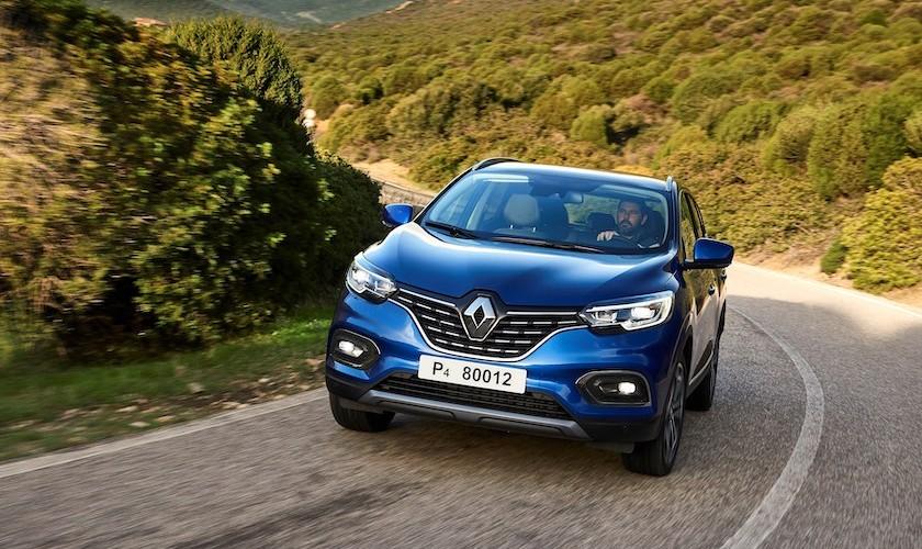 Forfinet og fornyet - faceliftet Renault Kadjar fra 247.900 kr.