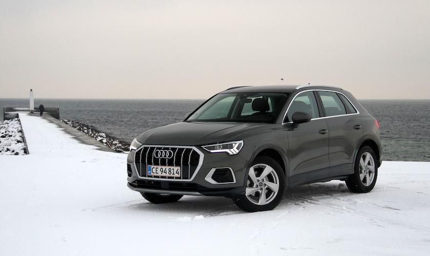 Ny Audi Q3 Til Tops I Klassen Blog Om Biler