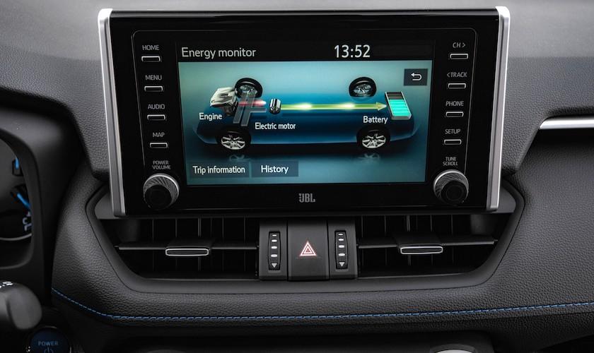 Ny Toyota RAV4 starter ved 299.900 kr.