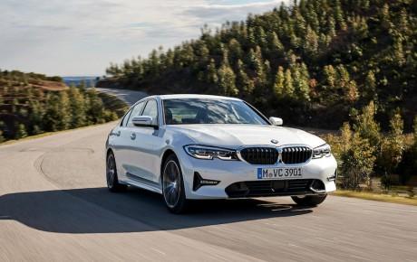 Spændingen udløses: priser på ny BMW 3-serie