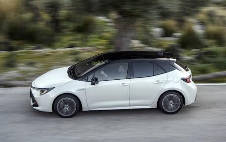Corolla er klar - priser fra 229.990 kr.