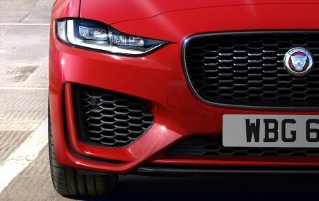Lille Jaguar, stort facelift