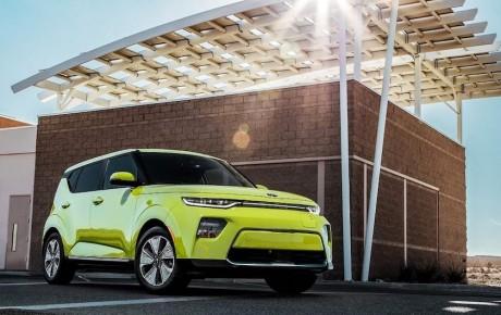 Kia invaderer Genève med elektriske modeller