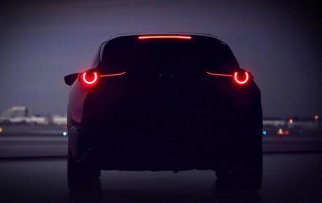 Ny SUV fra Mazda - en konkurrent til T-Roc?