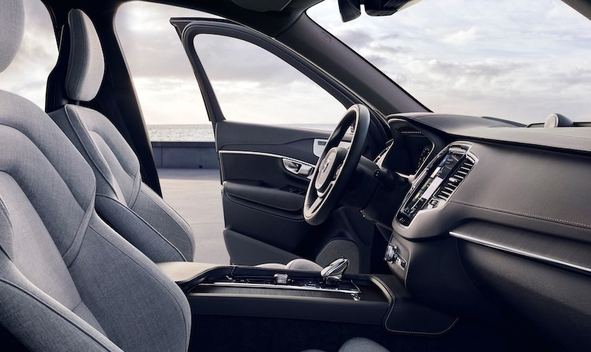 Forårskur til Volvo XC90