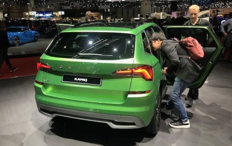 Biludstilling i Genève - 10 vigtige nyheder