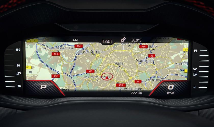 Kodiaq RS i Danmark - og vi har priserne