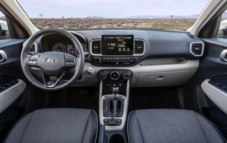 Se alle billederne af den nye mini-SUV fra Hyundai