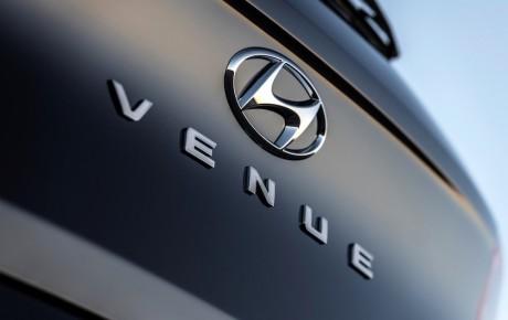 Hyundais nye mikro-SUV hedder Venue
