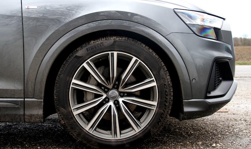Baghjul til BMW og Benz