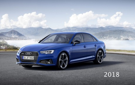 Facelift og fortjent fornyelse til Audi A4