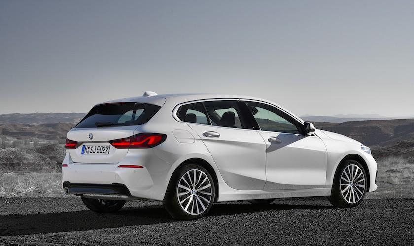 Priser på den nye BMW 1 (og på konkurrenterne)