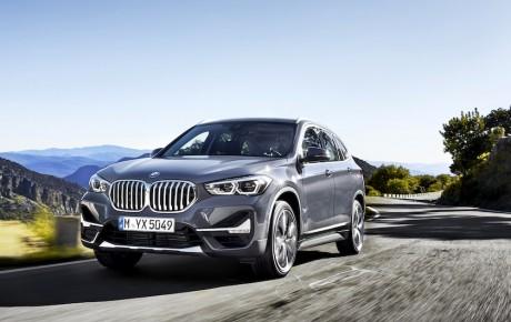 Opfriskning til BMW X1 - klar til at møde Q3 og GLB