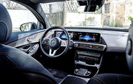 679.998 kr. for EQC - Mercedes-Benz' nye el-SUV