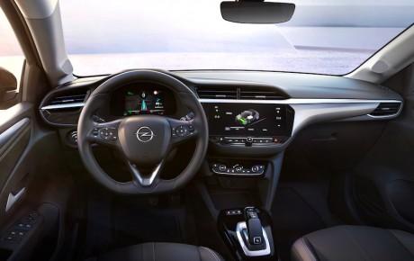 Den nye Opel Corsa - helt elektrisk