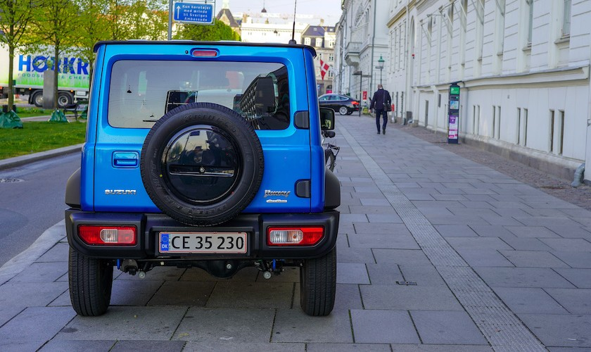 Hvad virker, hvad virker ikke? - Suzuki Jimny Adventure