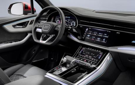 Audi Q7 facelift - forstærket mod X5 og GLE