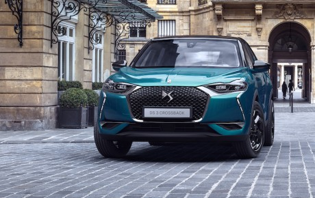 Priser: DS 3 Crossback starter langt under Audi Q2