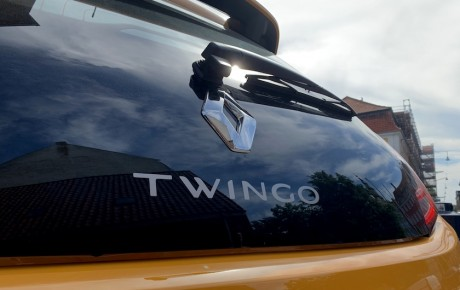 God timing for Twingo?