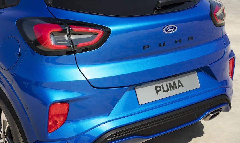 Puma klar til angreb