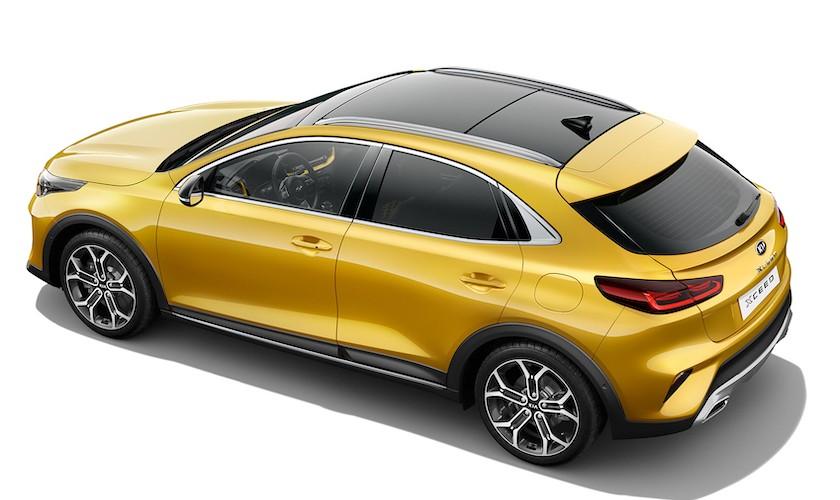 Kia Xceed er VW T-Roc på koreansk