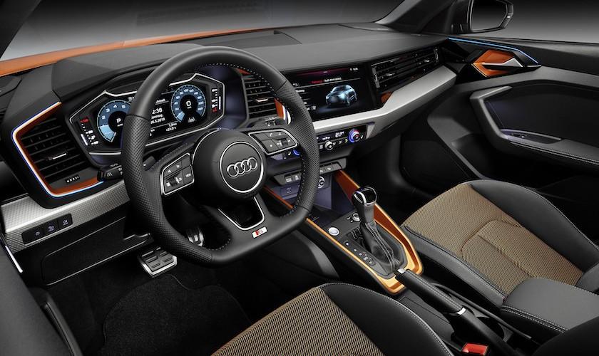 Audi forstærker A1 til det hårde liv i byen
