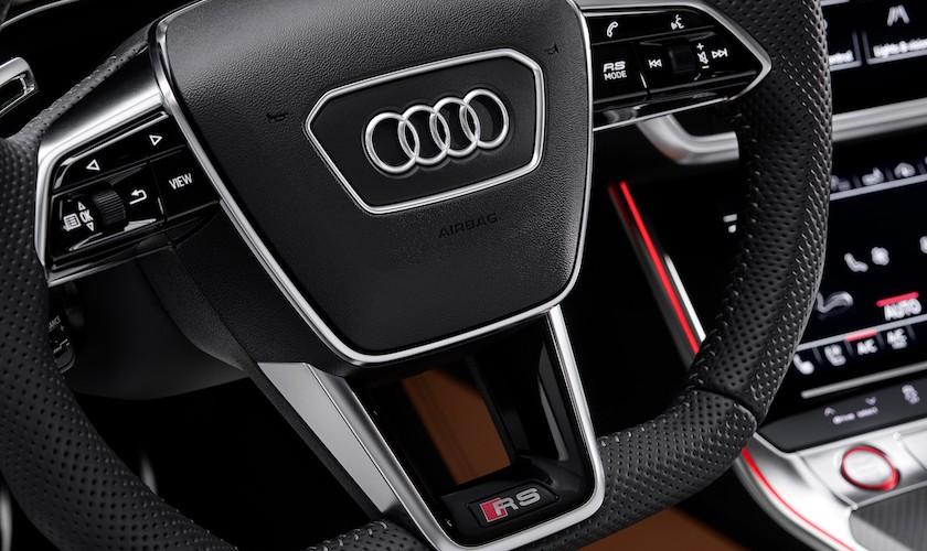 Familielynet - ny Audi RS 6 Avant med 600 hk