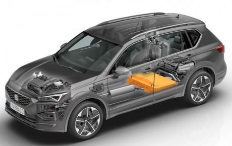 Seat Tarraco FR PHEV har 245 hk