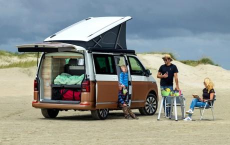 Frisk brise i VW California